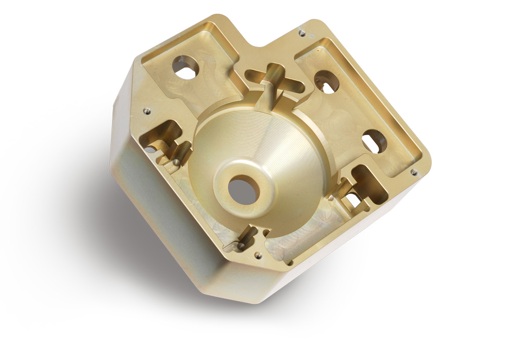 Precision Milled Component